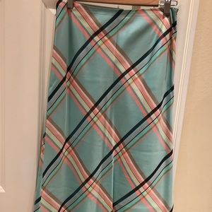 Women's French Connection Blue Skirt Size 6